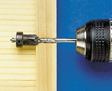 Countersink Tip Photo